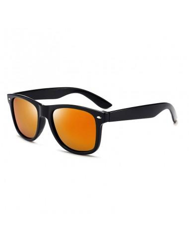Gafas de sol Vintage montura negra