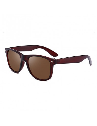 Gafas de sol Vintage montura marrón