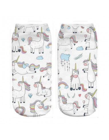 Calcetines Modo Dulce Unicornio