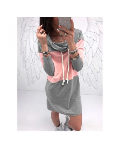 Sweatshirt dress grey Sportchic