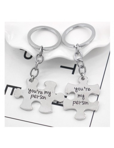 Key Ring Puzzle In Love